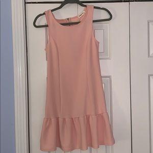 Ginger G light pink dress